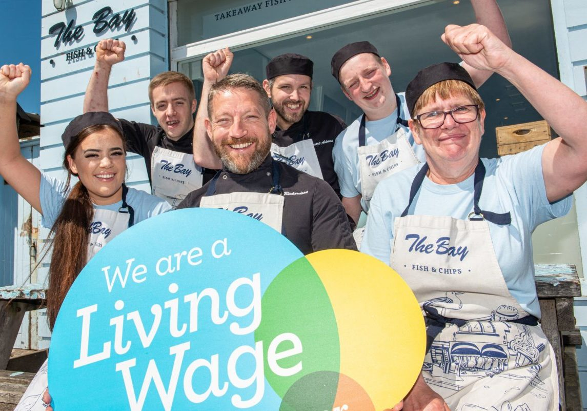 The Bay Fish & Chips Team