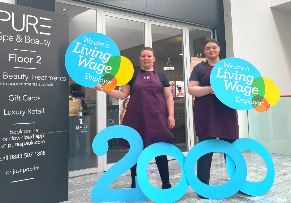 Living Wage PURE Image 2 website