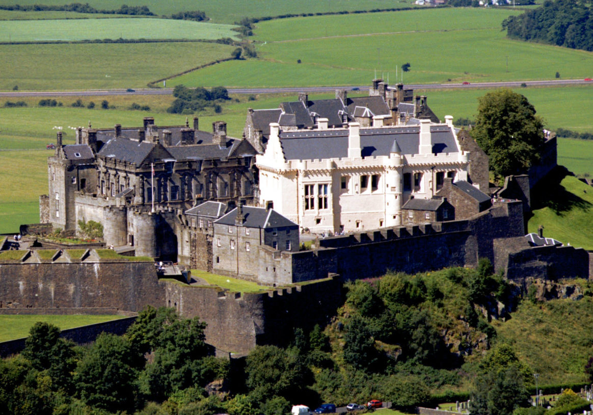 Stirling_Castle_Aerial_Photo